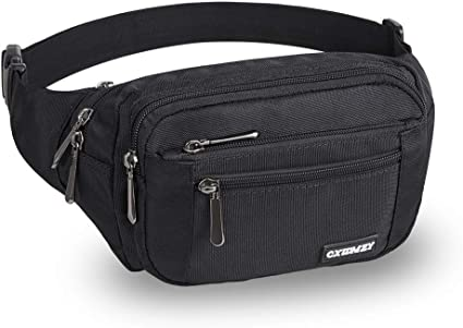 My Dog Makes Me Happy You Not So Much Sport Waist Bag Fanny Pack For Travel