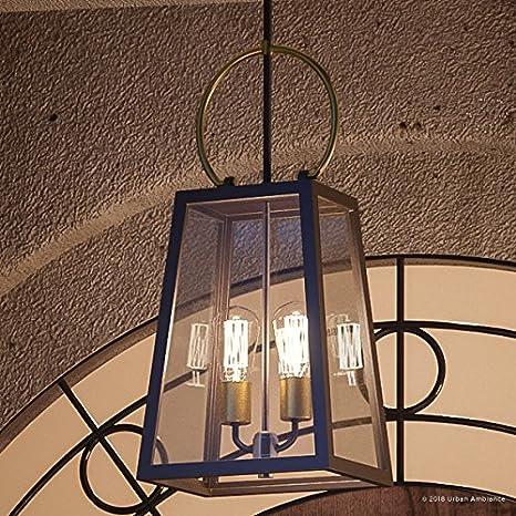 Amazon.com: Urban Ambiance - Lámpara de techo para ...