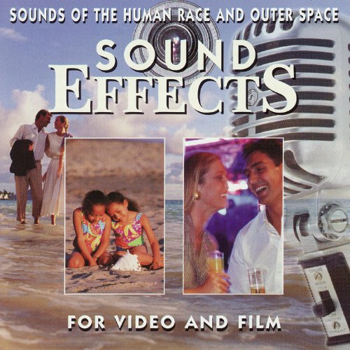 Sounds of the Human Race and Outer (Digital Sound Effects Cd)