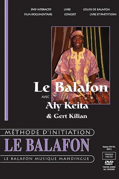 Le balafon avec Aly Keita et Gert Kilian [Interactive DVD]