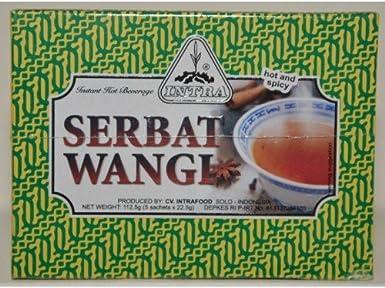 Intra Té serbat wangi Pack de 5 Pack de 5: Amazon.es: Alimentación ...