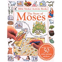 The Story of Moses with Sticker
