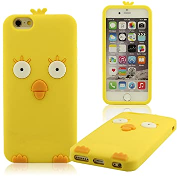 coque poussin iphone 6