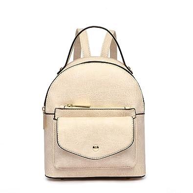 Amazon.com  BLUE H. Girl s Fashion Leatherette Mini Backpack Purse ... c526e2f7b8484