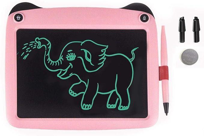 Jrd/&bs WINL Colorato Scrittura LCD Tablet per bambini giocattoli per ragazze 3-12 anni,