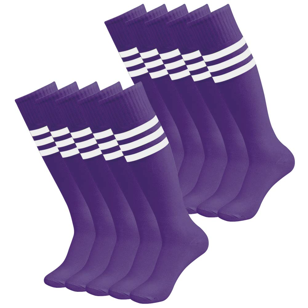 diwollsam SOCKSHOSIERY メンズ B07R28TNFL 012#10 Pairs-purple