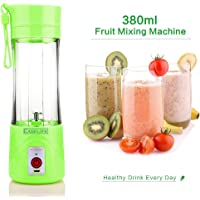 Easelife Usb Peronal Portable Blender Bottle Juicer, Rechargeable Juice Mixer (380Ml)