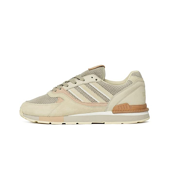 adidas - Consortium X Solebox Quesence - DB1785 - Color  Beige-Grey - Size   9.5  Amazon.co.uk  Shoes   Bags b062d4613