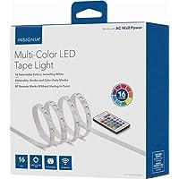Insignia 16 ft. Multi-Color LED Tape Light