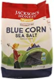 Jackson's Honest - Organic Coconut Oil Blue Corn Tortilla Chips Sea Salt - 10 oz.
