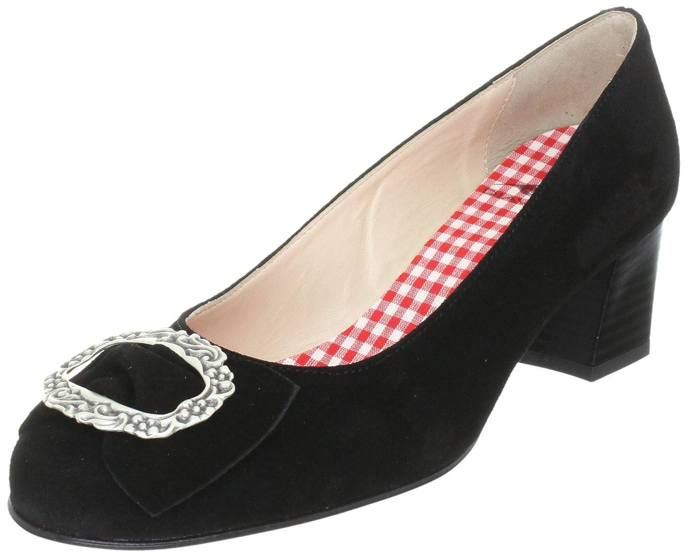 Diavolezza CELINE 6050 - Zapatos de vestir de ante para mujer