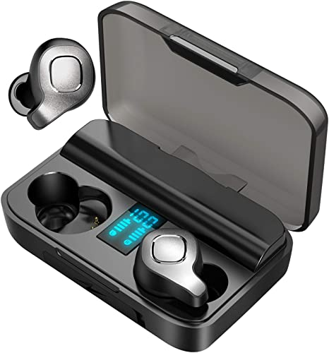 JUJ F8 Active Noise Cancelling Earphones with True Wireless
