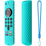 Fire Stick Remote Cover Case, Fire-TV-Stick Remote Skin Cover-Washable Protective Case, Light Weight/Anti Slip/Shockproof, fo