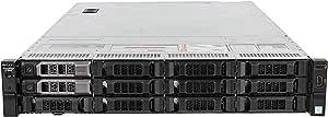 Dell PowerEdge R730XD Server   2X E5-2650v3 20 Cores   128GB   H730   12x 2TB SATA (Renewed)