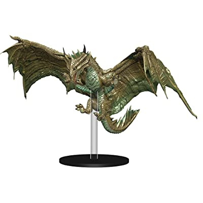 D&D Attack Wing: Wave Five - Young Bronze Dragon Expansion Pack: Toys & Games