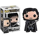 FUNKO Pop! TV: Game of Thrones - Jon Snow Collectible figure Pop! TV: Game of Thrones - figuras de acción y de colección (Collectible figure, Movie & TV series, Pop! TV: Game of Thrones, Multicolor, Vinilo, Caja)