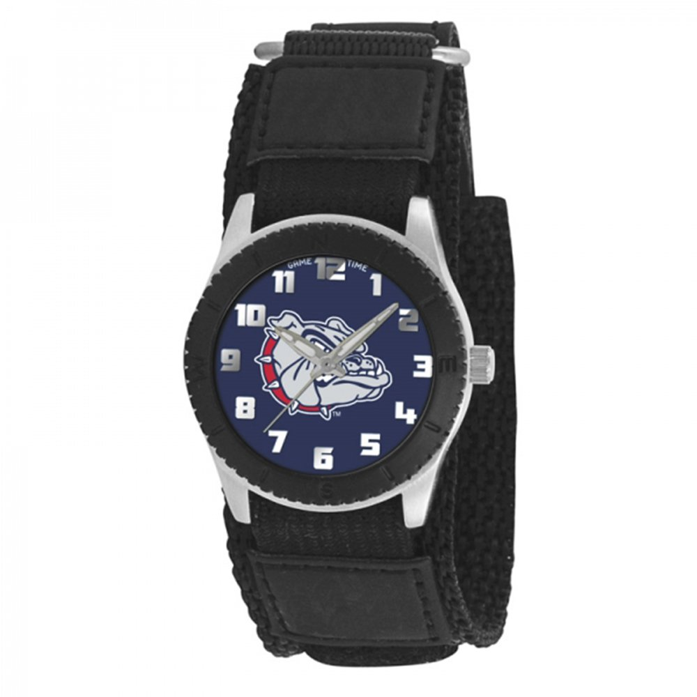 Game Time Boy's 'Rookie' Quartz Metal and Canvas Casual Watch, Color:Black (Model: COL-ROB-GON)