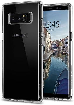 BIZHIKE Funda para Samsung Galaxy Note 8 Carcasa Silicona ...