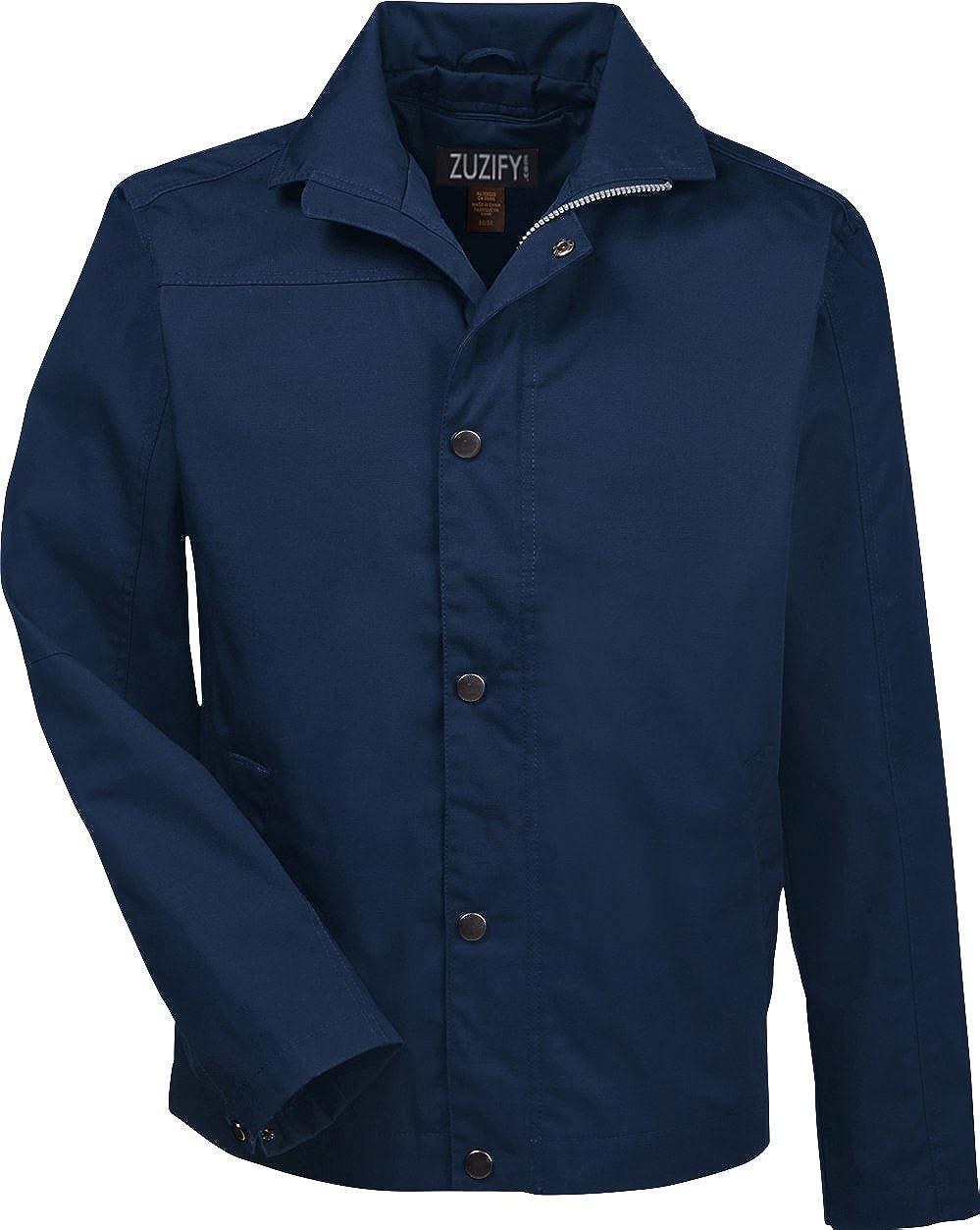 ZUZIFY Water-Resistant Canvas Work Jacket GR0844