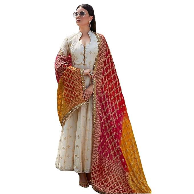 3e361e0c47 designer anarkali salwar kameez suits dress party wear gown dream exporter  1169: Amazon.ca: Clothing & Accessories