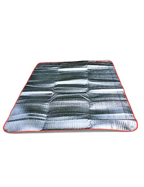 Double-Sided Waterproof Camping Pad Outdoor Aluminum Foil Moisture Pads