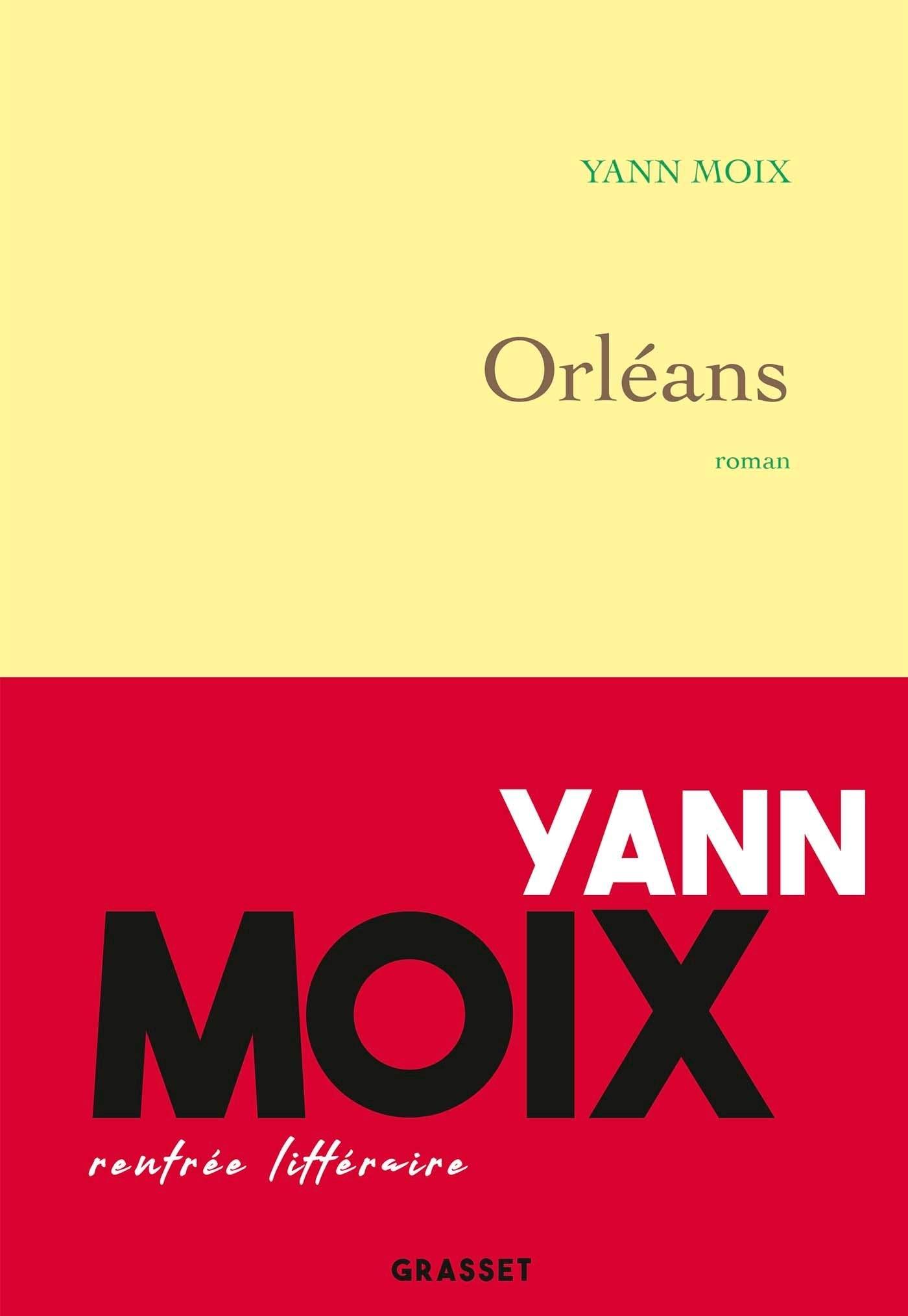 Amazon Fr Orleans Roman Yann Moix Livres