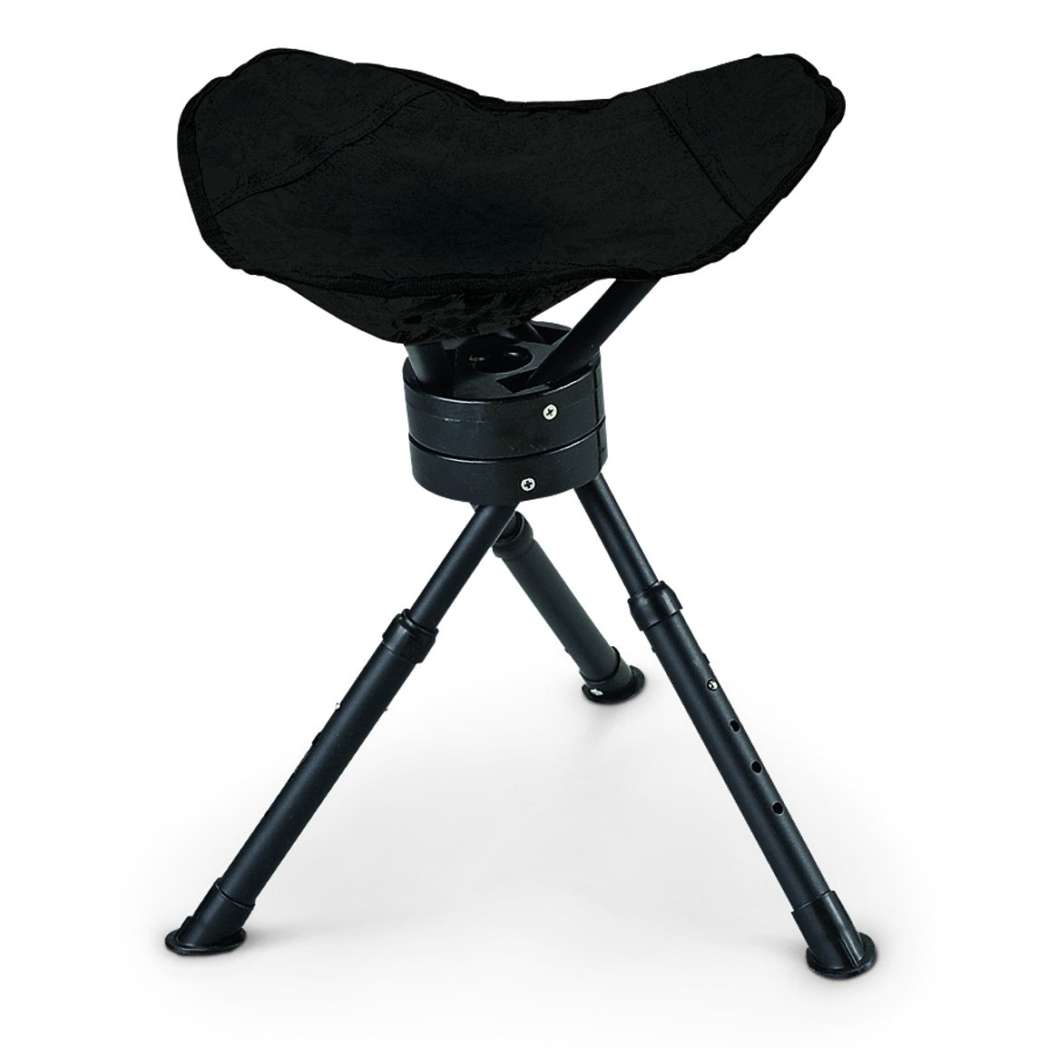 Bow hunting chair - Swivel Hunting Chair Outdoor Archery Bow Rifle Ground Blind Folding 360 Degree