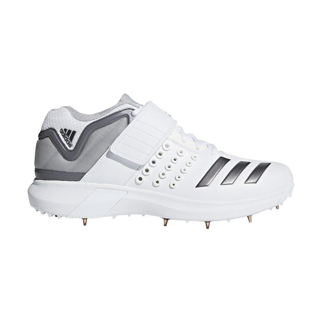 adidas Adipower Vector Mid Cricket Schuh - SS18  47.5 EU|Wei?