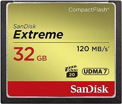 p//n 32GB-CF-150X 32GB 133x Speed CompactFlash Card
