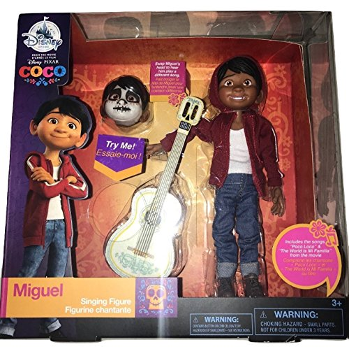 Disney Coco Singing Miguel Figure