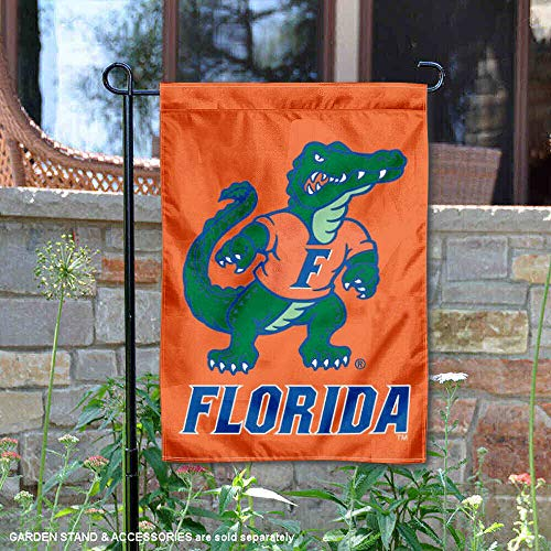 College Flags and Banners Co. Florida Gators Albert Mascot Garden -