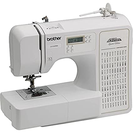 Amazon Brother CE40PRW Computerized Sewing Machine Certified Awesome Brother Project Runway Sewing Machine Ce1100prw