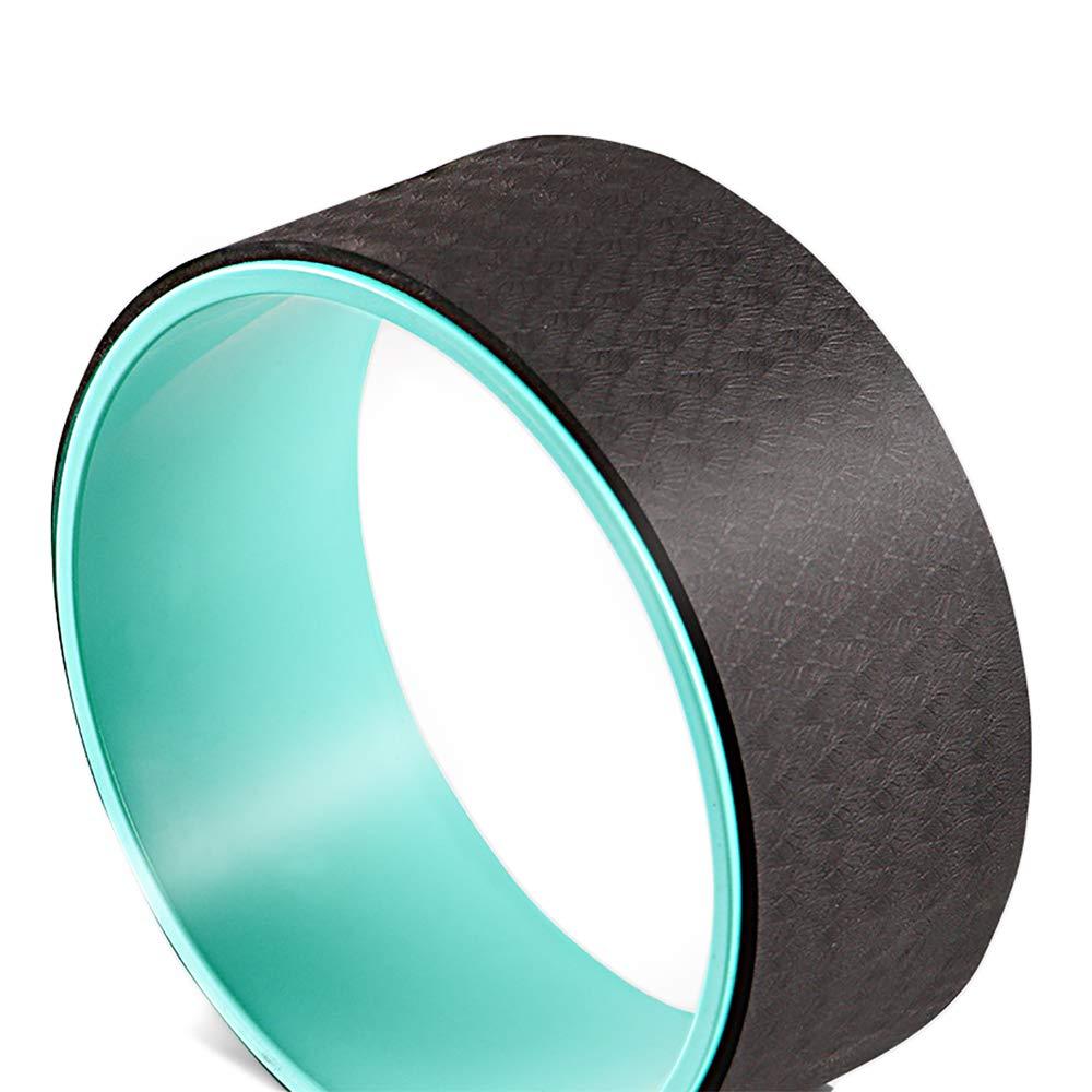 Amazon.com : LBAFS Yoga Wheel - Strong Premium Roller Dharma ...