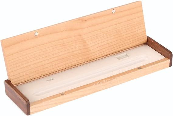 SAMDI Madera Caja de lápiz Estuche Soporte para Apple iPad Pro lápiz: Amazon.es: Electrónica