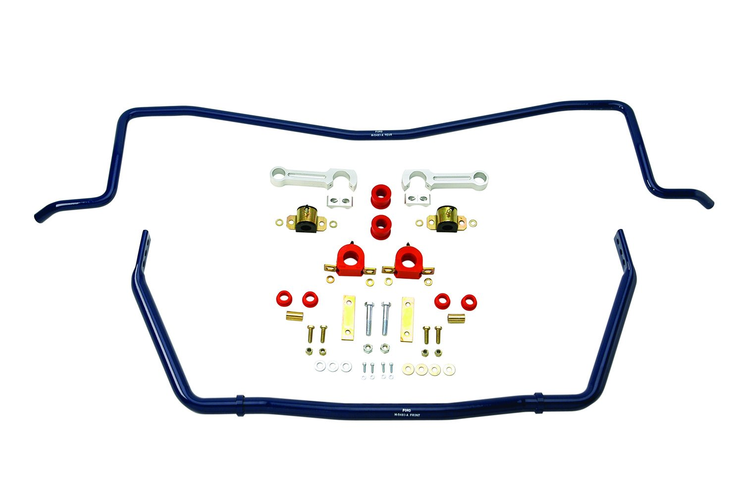 Ford Racing M5490A Anti-Roll Sway Bar Kit by Ford