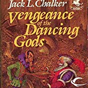 Vengeance of the Dancing Gods: The Dancing Gods, Book 3 | Jack L. Chalker