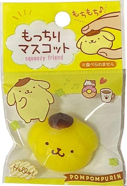 FRIEND Sanrio Pompompurin Mocchiri Mascot Dolls Toys