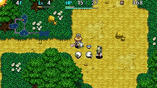 Shiren The Wanderer: The Tower of Fortune and the Dice of Fate - PlayStation Vita by Aksys (Image #14)