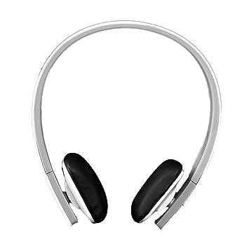 W-SOUND LC-8200 auriculares estéreo inalámbricos auriculares - Blanco: Amazon.es: Electrónica