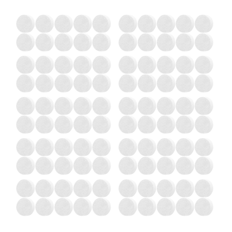 Incutex 100x toallas comprimidas, toallitas comprimidas, paños pastillas, toallitas humedas: Amazon.es: Hogar