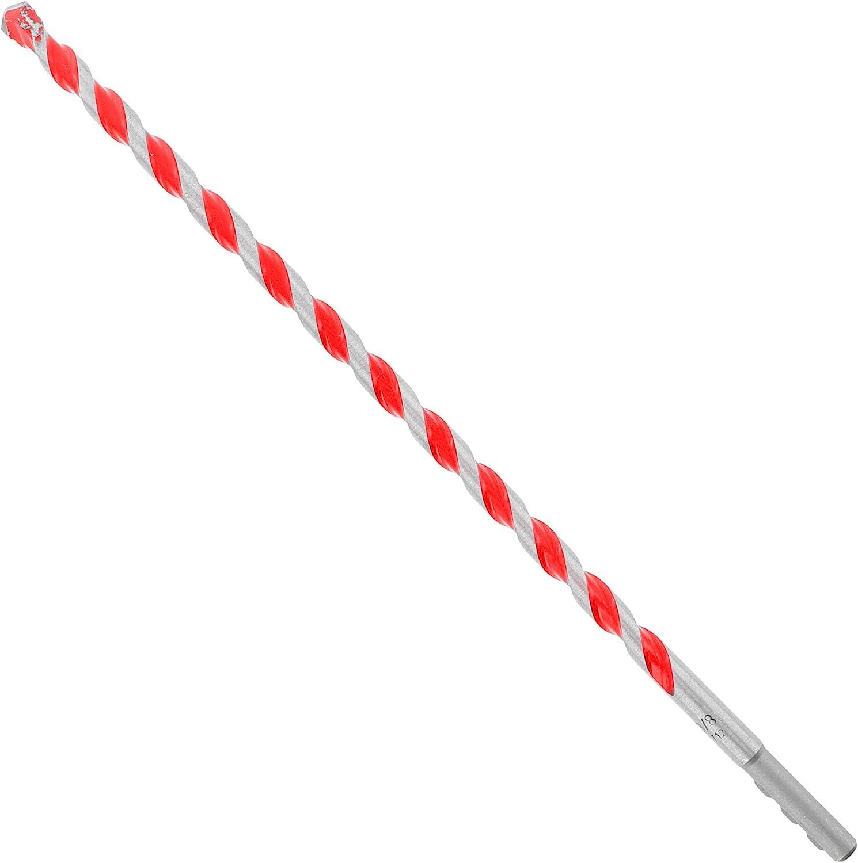 """Diablo 3/8"""" x 10"""" x 12"""" SPEEDemon Red Granite Carbide Tipped Hammer Drill Bit"""