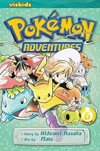 Pokémon Adventures, Vol. 6 (2nd Edition) Photo