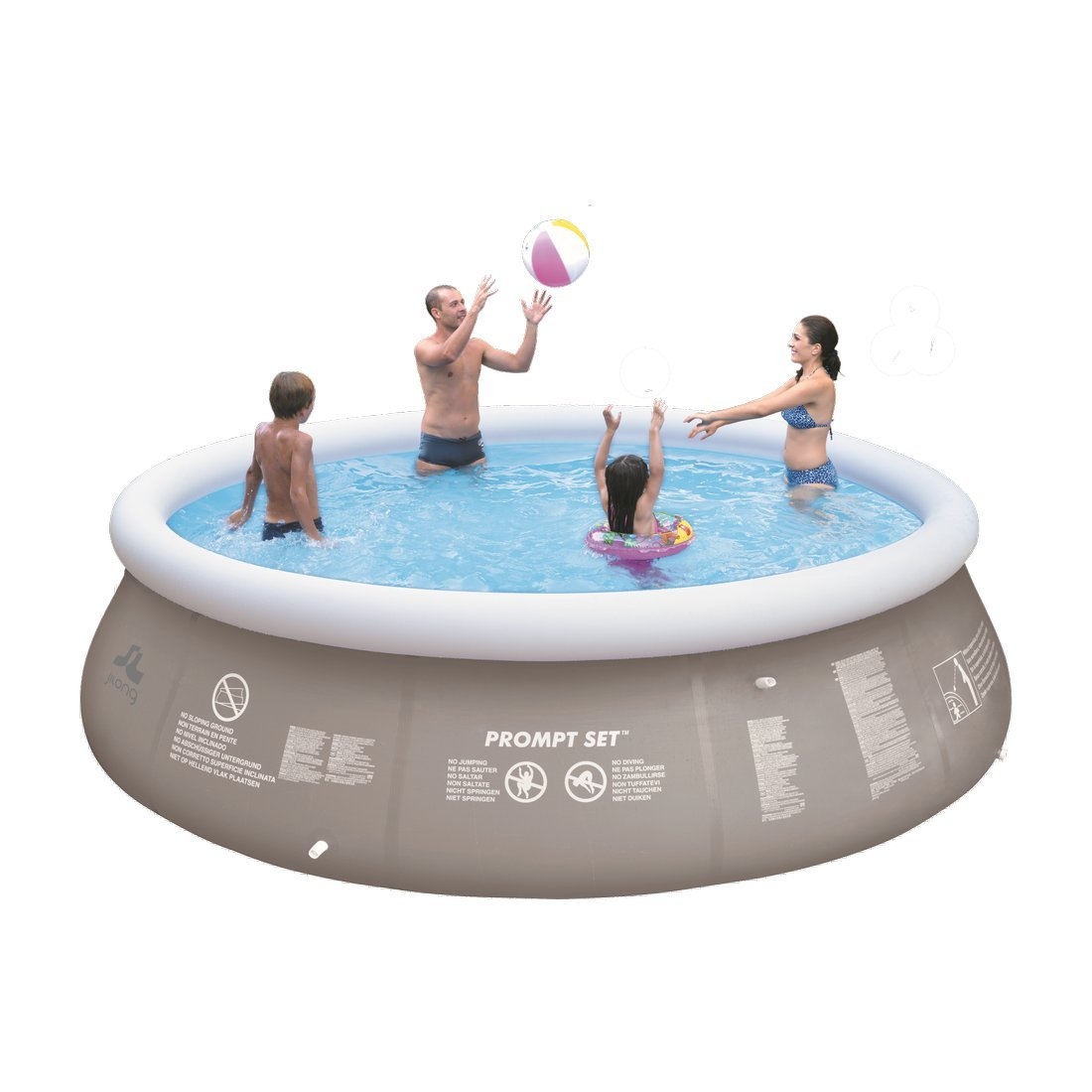 JILONG JL017447ND -P17 - Piscina Inflable: Amazon.es: Jardín