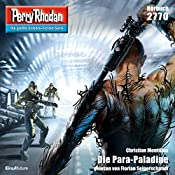 Die Para-Paladine (Perry Rhodan 2770) | Christian Montillon