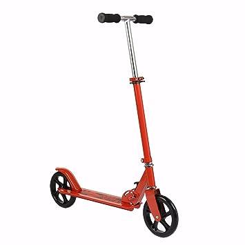 weskate adultos City Roller Scooter con freno de mano ...