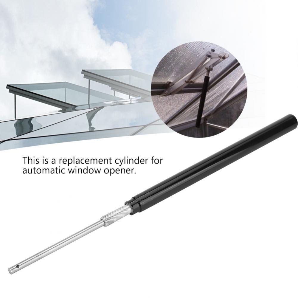 GLOGLOW Window Opener for Greenhouse, Temperature Controlled Sensor Automatic Solar Heat Sensitive Roof Auto Window Opener