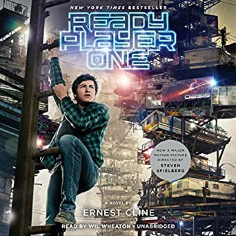 amazon   ready player one audible audio edition