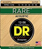 DR Strings Rare - Phosphor Bronze AcousticHex Core Bluegrass 12/56