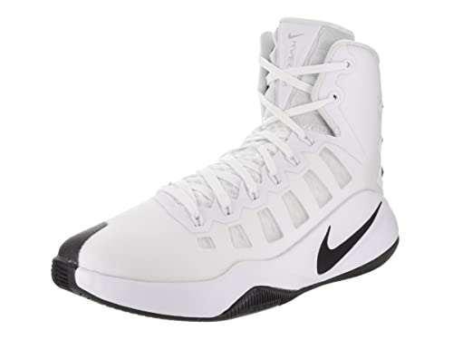 promo code ada80 99f6a Nike Hyperdunk 2016 TB White Black Men s Basketball Shoes Size 11. 5  Buy  Online at Low Prices in India - Amazon.in