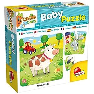 Lisciani Giochi Carotina Baby Puzzle La Fattoria 654240